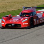 Nissan GT-R LM Nismo frontal