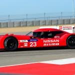 Nissan GT-R LM Nismo vista lateral