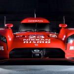 Nissan GT-R LM Nismo vista frontal