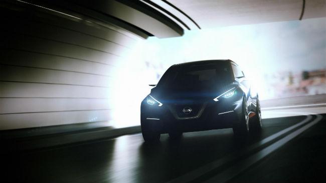 Nissan Sway Concept, teaser previo a Ginebra 2015