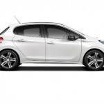 Peugeot 208 GT Line 2015 lateral