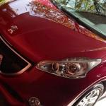 Nuevo Peugeot 308 color rojo nueva parrilla
