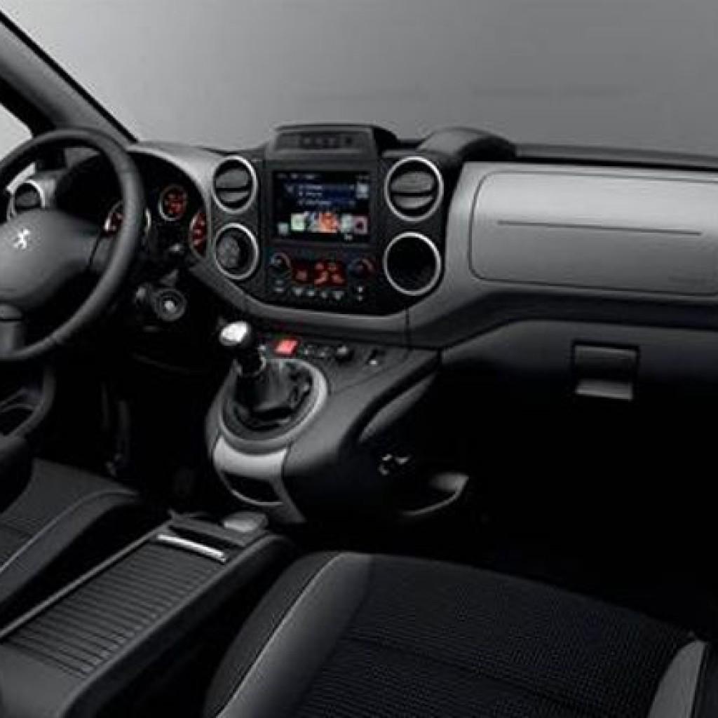 Peugeot Partner Interior Autos Actual M 233 Xico