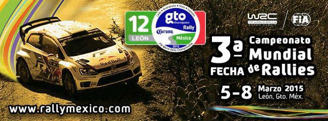 Rally Corona Guanajuato 2015