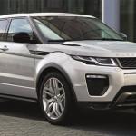 Range Rover Evoque 2016 de perfil frente
