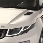 Range Rover Evoque 2016 luz frontal