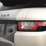 Range Rover Evoque 2016 luz trasera
