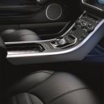Range Rover Evoque 2016 consola interior