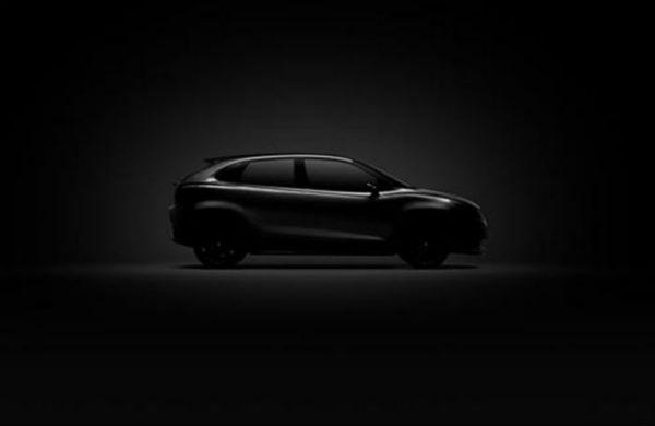 Suzuki iK-2 teaser