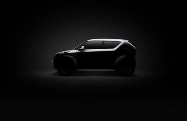 Suzuki iM4 teaser