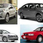 Autos más vendidos en México en enero 2015