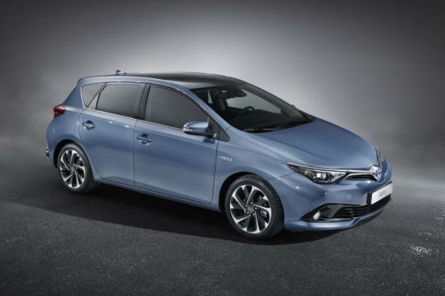 Toyota Auris, actualización previo a Ginebra 2015