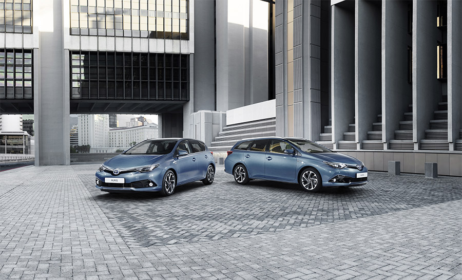 Toyota Auris 2016 con restyling