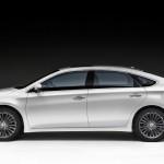 Toyota Avalon 2016 costado