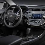 Toyota Avalon 2016 interior