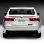 Toyota Avalon 2016 parte trasera
