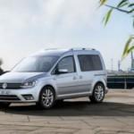 Volkswagen Caddy para pasajeros