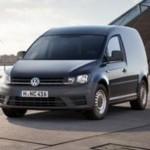 Volkswagen Caddy frontal