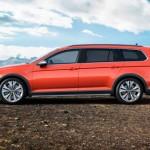 Volkswagen Passat Alltrack lateral