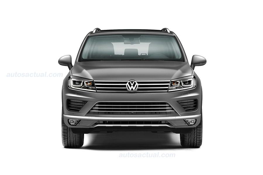 Volkswagen Touareg 2015 en México
