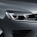 Volkswagen Touareg 2015 en México, faros