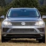 Volkswagen Touareg 2015 en México, frente