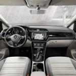 Volkswagen Touran 2016 interior asientos