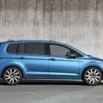 Volkswagen Touran 2016 lateral