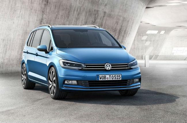 Volkswagen Touran 2016, es presentado
