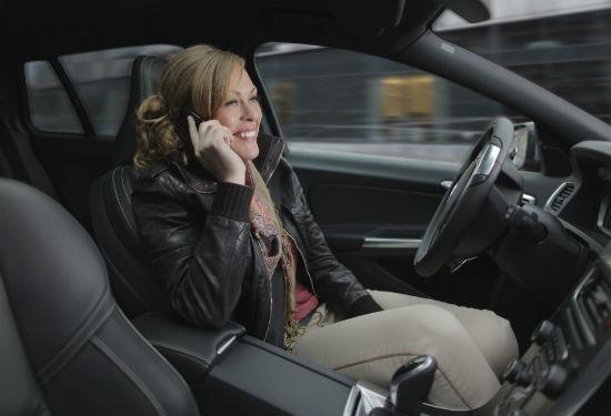 Volvo piloto automático
