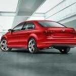 VW nuevo Jetta GLI 2015 México parte trasera