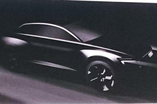 Audi Q6 primera imagen teaser
