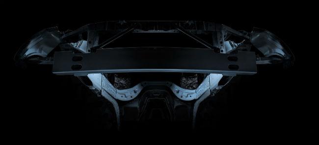 Chevrolet Camaro 2016 arquitectura suspencion