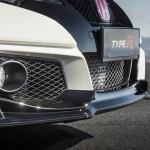 Civic Type R fascia