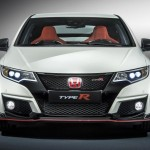 Civic Type R frontal