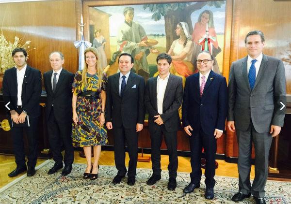 Convenio de comercio automotriz México-Argentina