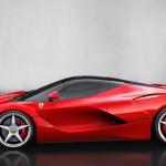 Ferrari LaFerrari lateral