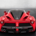 Ferrari LaFerrari parte trasera