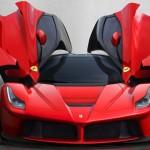 Ferrari LaFerrari puertas