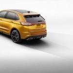 Ford Edge 2015 color amarillo