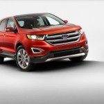 Ford Edge 2015 frontal