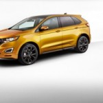 Ford Edge 2015 lateral