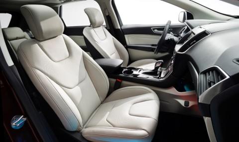 Ford Edge 2015 tablero