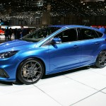Ford Focus RS lateral