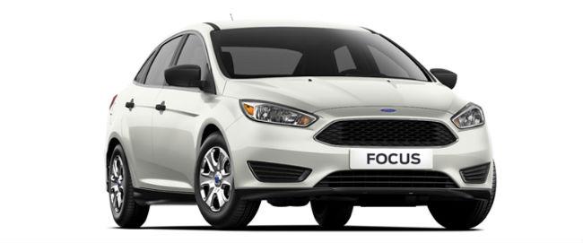Ford Focus 2015 S T/M 4 puertas
