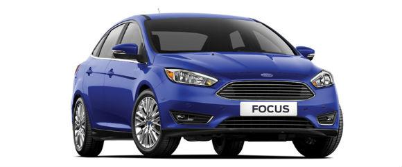 Ford Focus 2015  Titanium 4-puertas