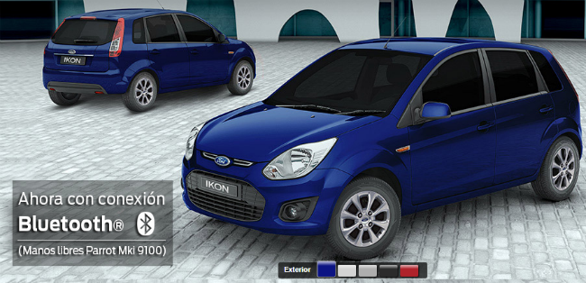 Ford Ikon Hatch 2015