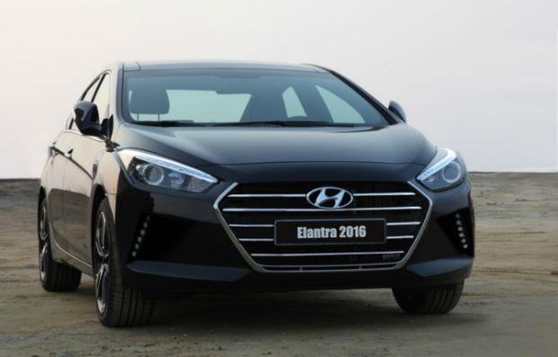 Hyundai Elantra 2016 No oficial