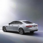 Jaguar XF 2016 lateral