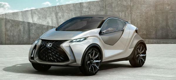Lexus-LF-SA, imagen filtrada, frente-lateral